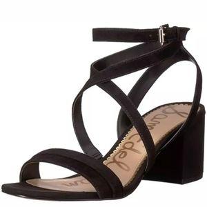 Sam Edelman Sammy heels/sandals size 7.5